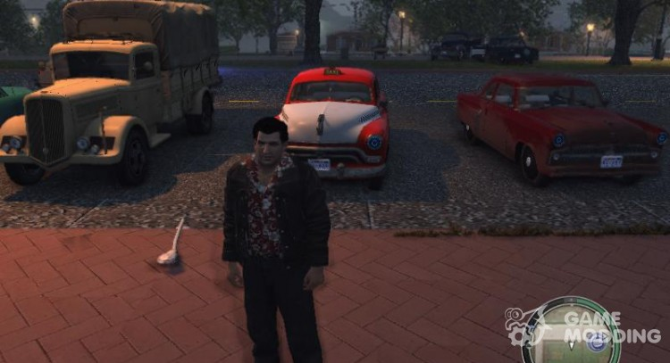 Pak improved and unique car for Mafia II for Mafia II