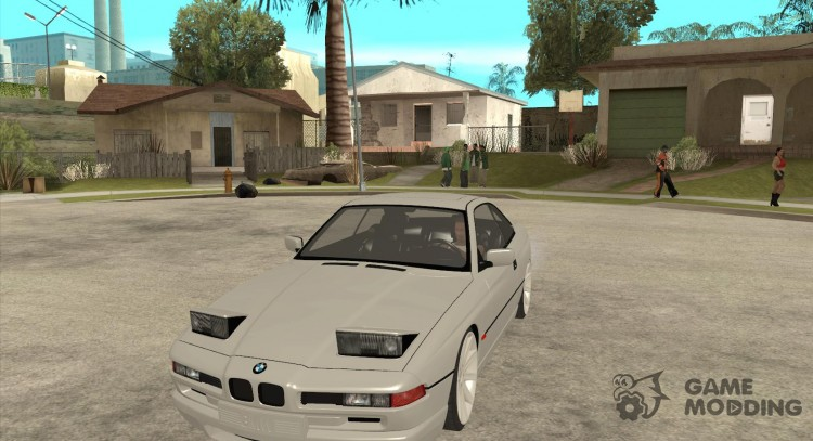 BMW 850 CSI for GTA San Andreas