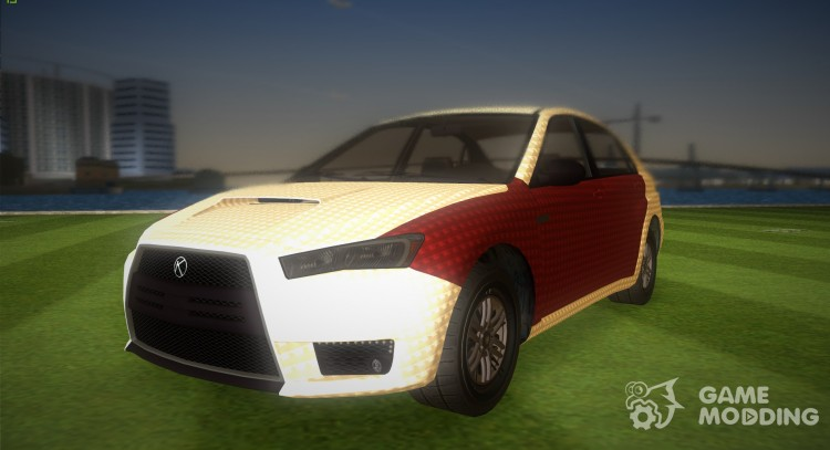 GTA V Kuruma for GTA Vice City