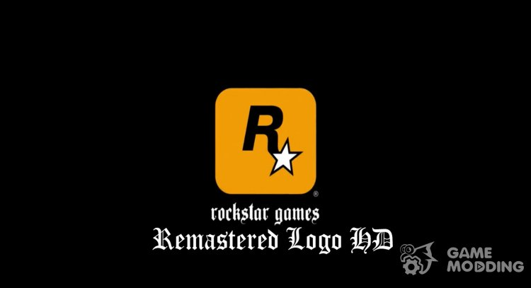 Remastered Logo HD for GTA San Andreas
