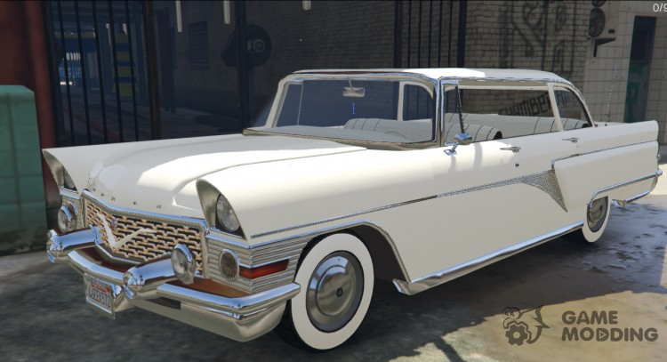 GAZ-13 Chaika for GTA 5