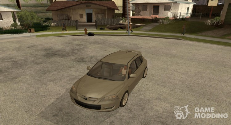Mazda 3 Sport 2003 for GTA San Andreas
