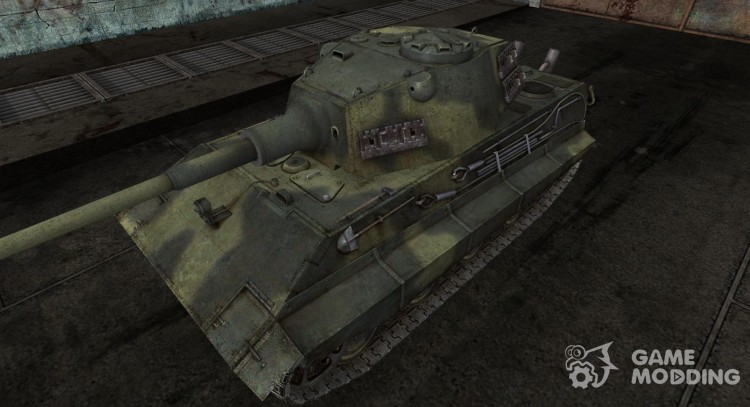 Шкурка для E-75 для World Of Tanks