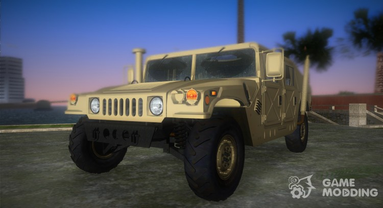 HMMWV M-998 Desert Camo 1984 for GTA Vice City