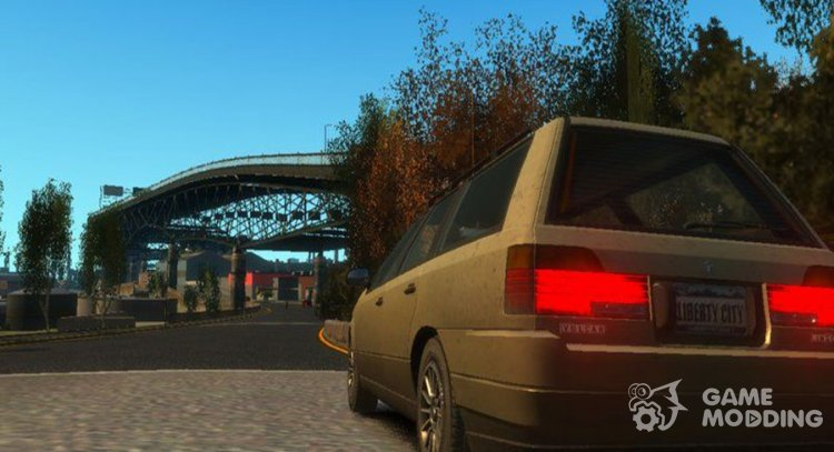 Realistic Natural Graphics for GTA 4