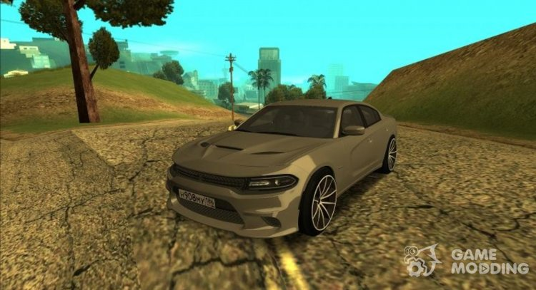 Dodge Charger for GTA San Andreas