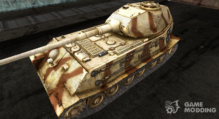 Skin for VK4502 (P) 240. (B) for World Of Tanks