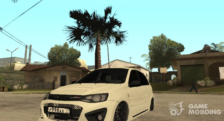 Lada Kalina 2 Sport for GTA San Andreas