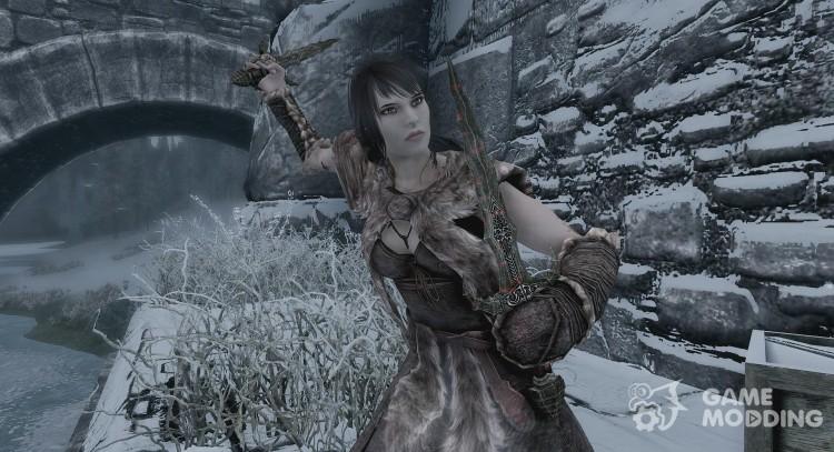 Blade of Necromancer for TES V: Skyrim