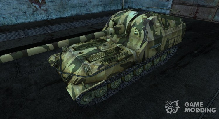 The object 261 15 for World Of Tanks