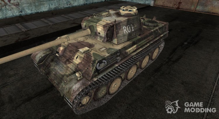 Panzer V Panther for World Of Tanks