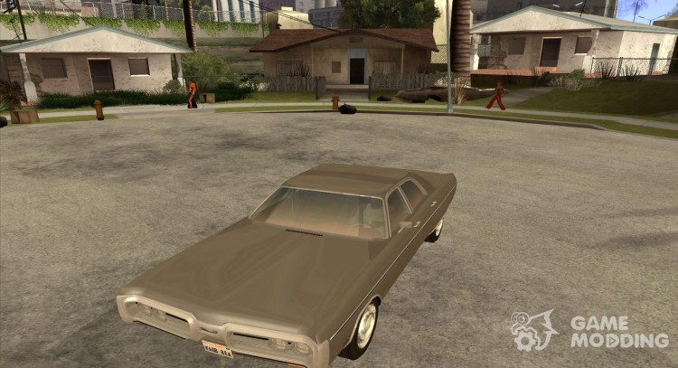 1972 Plymouth Fury III Stock for GTA San Andreas
