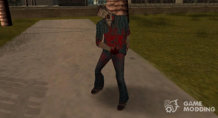Zombie swmyhp1 for GTA San Andreas