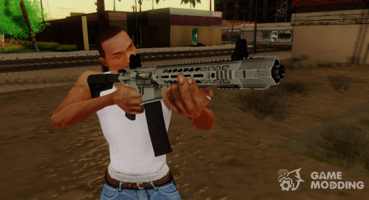 AR-15 SAI GRY for GTA San Andreas