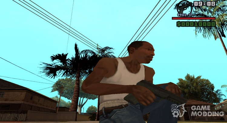 Fn57 for GTA San Andreas