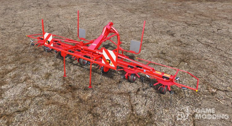 Kuhn GF 6502 for Farming Simulator 2015
