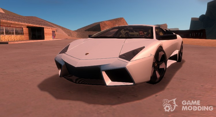 2008 Lamborghini Reventon for GTA San Andreas