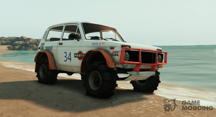 VAZ 2121 Offroad  FINAL for GTA 5