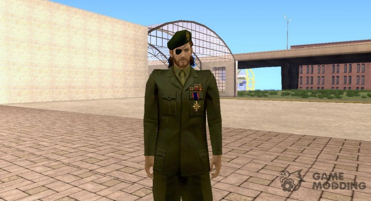 General for GTA San Andreas