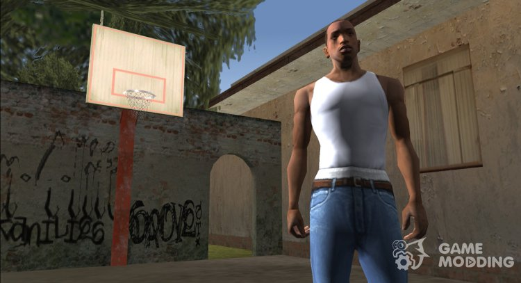 Basketball Fix for GTA San Andreas