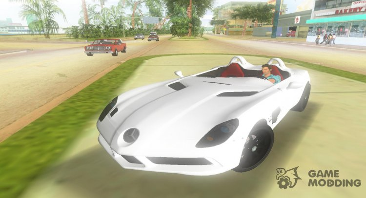 2008 Mercedes-Benz SLR Moss for GTA Vice City