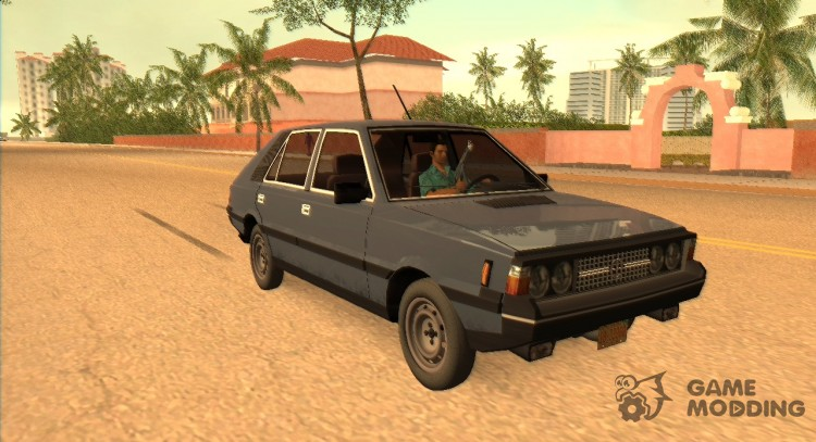 FSO Polonez 1500 for GTA Vice City
