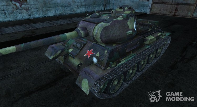 T-43 8 for World Of Tanks