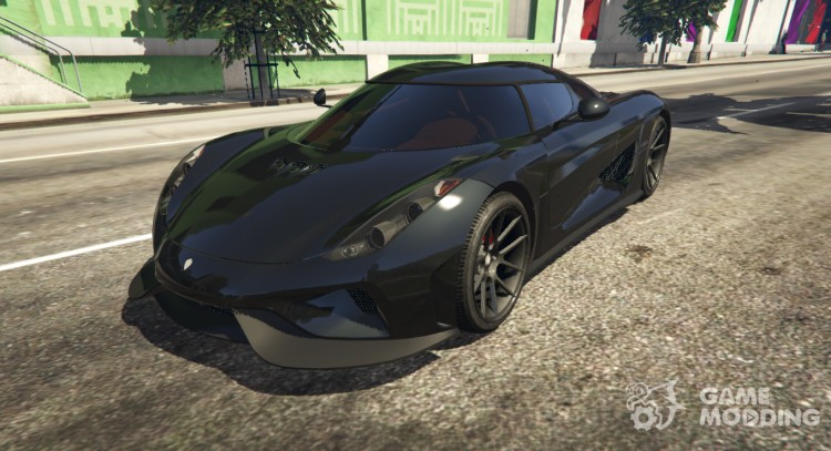 2015 Koenigsegg Regera for GTA 5