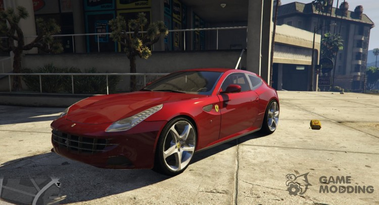 Ferrari FF for GTA 5