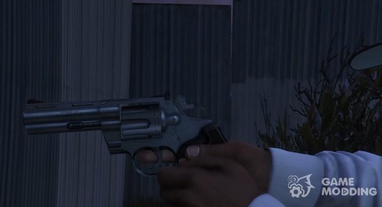Colt Python 357 Magnum  for GTA 5