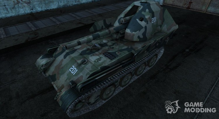 Gw-Panther для World Of Tanks