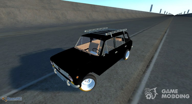 Vaz-2102 for BeamNG.Drive