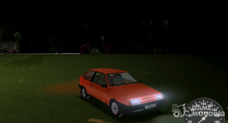 VAZ 2108 for GTA Vice City