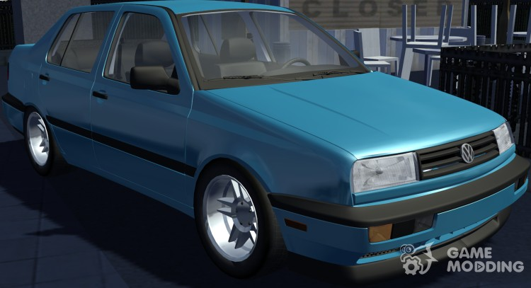 Volkswagen Vento MK3 for Street Legal Racing Redline