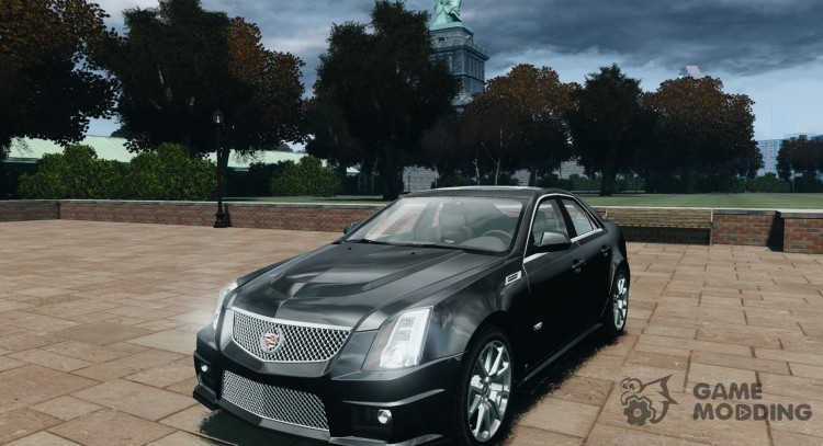 2009 Cadillac CTS-V for GTA 4