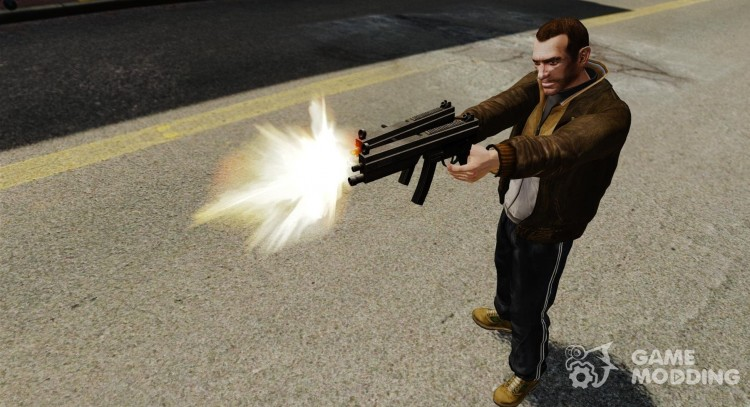 Dual spec for GTA 4