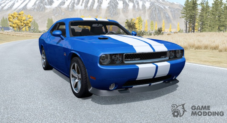 Dodge Challenger for BeamNG.Drive