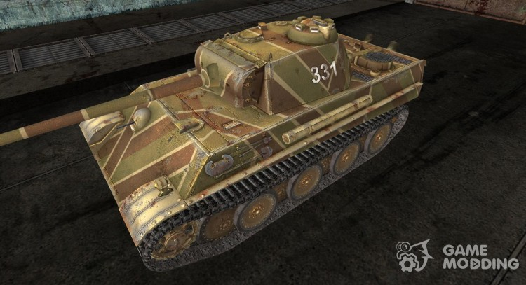Panther, Germany, year 1945 for World Of Tanks