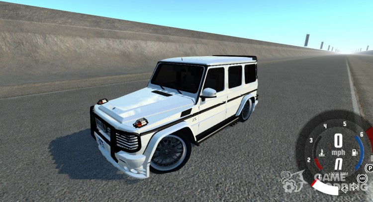 Mercedes-Benz G65 for BeamNG.Drive