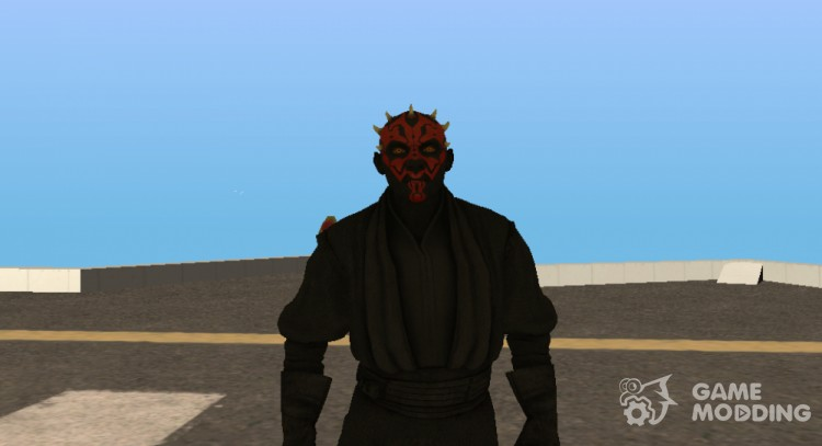Darth Maul for GTA San Andreas