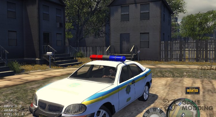 GAZ 3111 for Mafia II