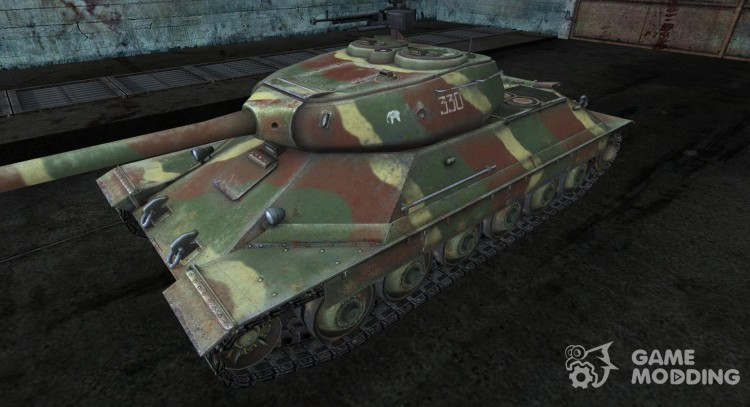 Шкурка для ИС-6 для World Of Tanks