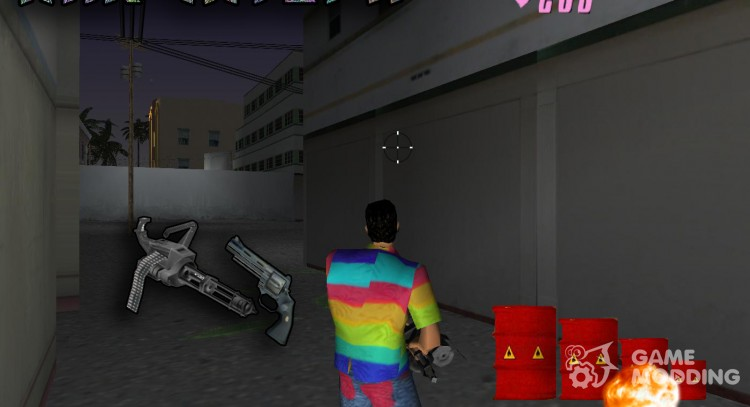 Pack cheats for GTA Vice City