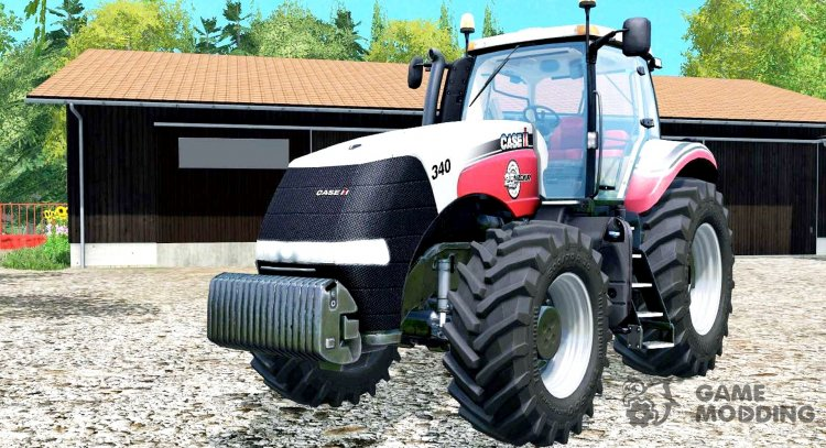 Case IH Magnum 340 for Farming Simulator 2015