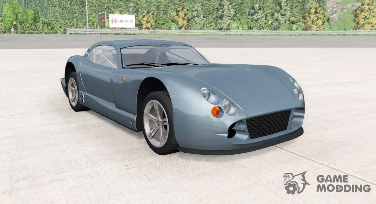 TVR Cerbera for BeamNG.Drive