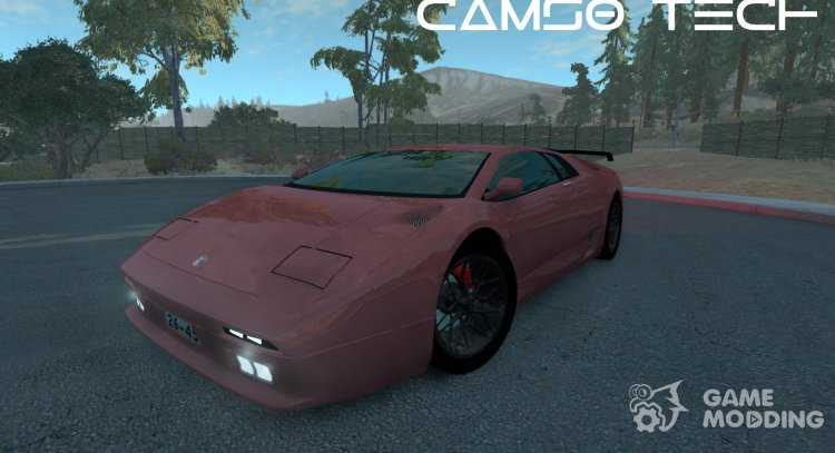 Camso Lilith SV for BeamNG.Drive