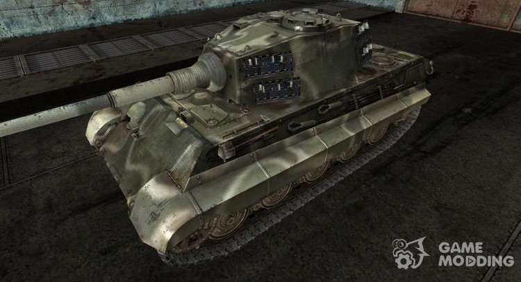Panzer VIB Tiger II ALEX_MATALEX for World Of Tanks