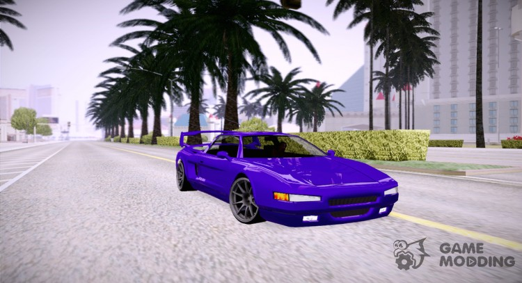 BlueRay Infernus-C для GTA San Andreas