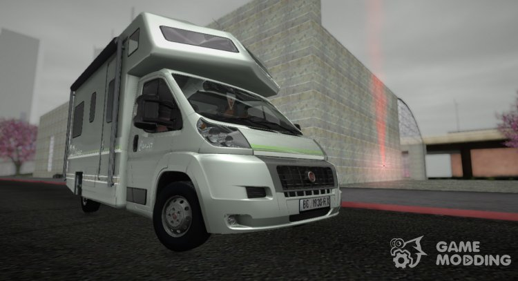Fiat Ducato Mk3 Camper for GTA San Andreas