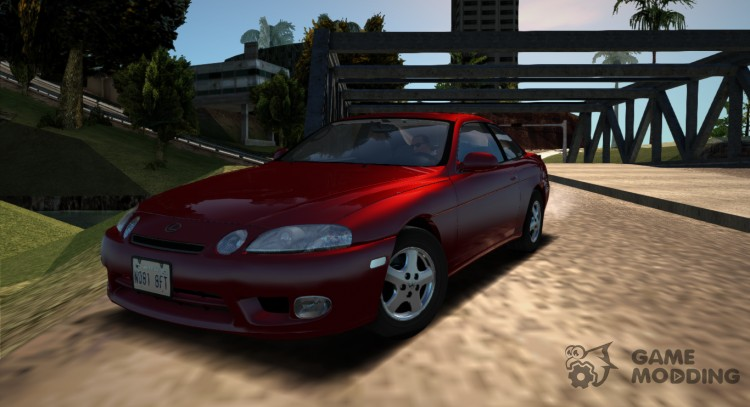 1997 Lexus SC300 for GTA San Andreas